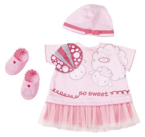 Одежда для кукол Zapf Creation Baby Annabell одежда для теплых деньков женская одежда