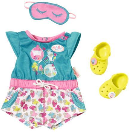 Одежда для кукол Zapf Creation Беби Бон - Пижамка с обувью