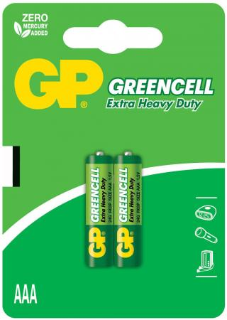 Батарейки GP 24G-2CR2 AAA 2 шт батарейки gp gp 13a extra 2cr2