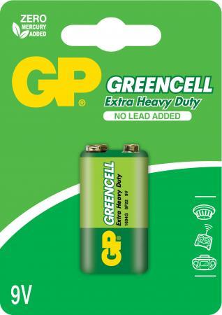 Батарейка GP 1604G-BC1 6F22 1 шт gp 20r8h bc1 10 100