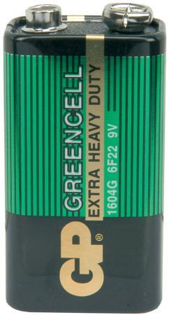 цены Батарейка GP 1604G-B 6F22 1 шт