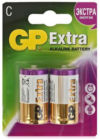 Батарейки GP 14AX-2CR2 Extra 20/160