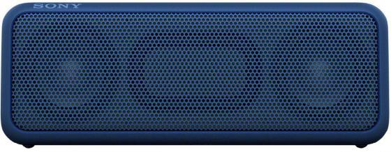 Портативная акустика Sony SRS-XB30 bluetooth голубой портативная колонка sony srs xb30 30вт белый [srsxb30w ru4]