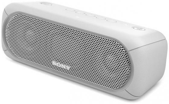 Портативная акустика Sony SRS-XB30 bluetooth белый портативная акустика sony srs xb30 green