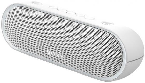 Портативная акустика Sony SRS-XB20 bluetooth белый sony srs a212 москва