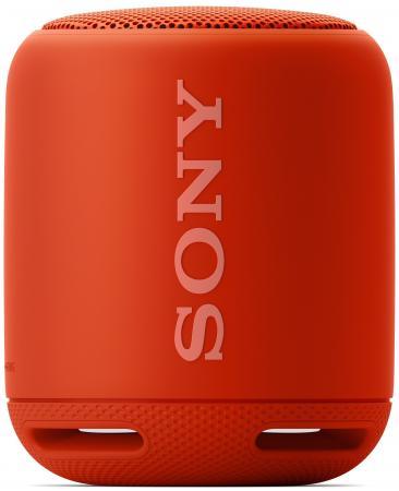 Портативная акустика Sony SRS-XB10 bluetooth красный цены
