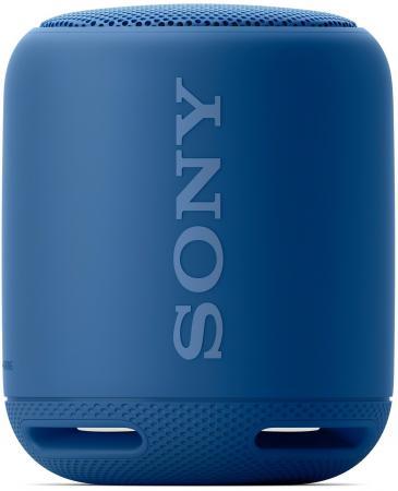 цена на Портативная акустика Sony SRS-XB10 bluetooth голубой