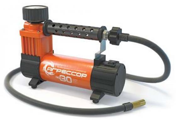 Автомобильный компрессор Агрессор AGR-30 цена