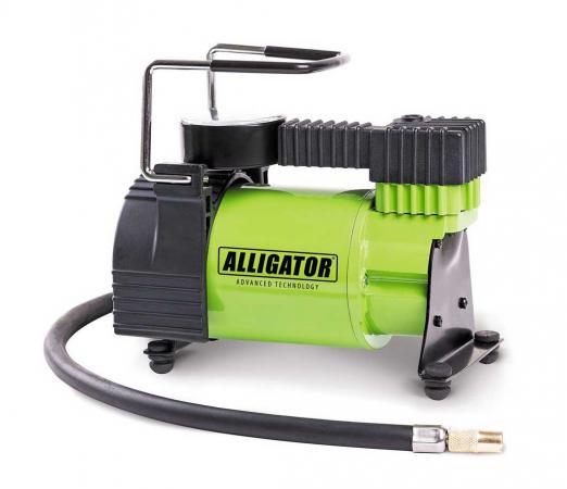 Автомобильный компрессор Аллигатор AL-350 автомобильный компрессор аллигатор al 350