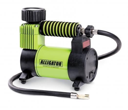 Автомобильный компрессор Аллигатор AL-350Z автомобильный компрессор аллигатор al 350