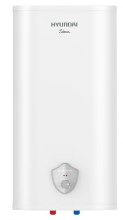 Водонагреватель накопительный Hyundai H-SWS7-30V-UI410 30л 2кВт белый цена и фото
