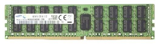 Оперативная память 32Gb PC4-19200 2400MHz DDR4 DIMM ECC Samsung