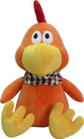 Мягкая игрушка-грелка петух Warmies Cozy Plush Петух оранжевый текстиль CP-CHI-1 мягкая игрушка грелка лисица warmies cozy plush лиса коричневый текстиль cp fox 2