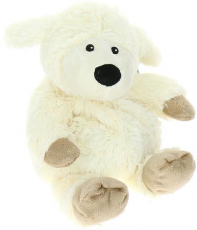 Мягкая игрушка-грелка овечка Warmies Cozy Plush Овечка белый текстиль искусственный мех CP-SHE-1 грелки warmies cozy plush игрушка грелка лиса