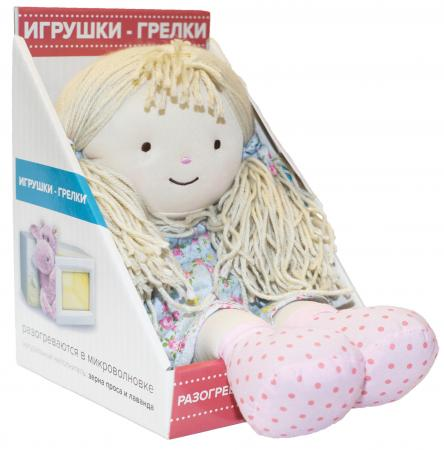 Мягкая игрушка-грелка Warmies Warmhearts - Кукла Оливия 30 см разноцветный текстиль RD-OLI-1 warmies warmies игрушка грелка warmhearts кукла элли