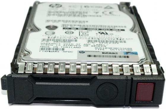 Жесткий диск SSD 2.5 480Gb HP SATA 869378-B21 накопитель ssd hp 764943 b21 480gb 764943 b21