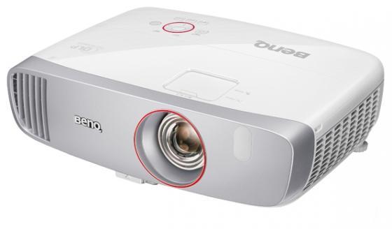 Фото - Проектор BENQ W1210ST 1920х1080 2200 люмен 15000:1 белый серебристый проектор