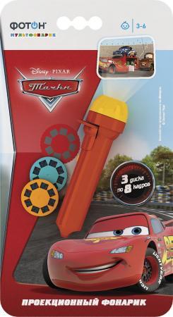 Мультфонарик Фотон Disney/Pixar Тачки 22777 цены