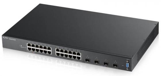 Коммутатор Zyxel XGS2210-28 управляемый 24 порта коммутатор zyxel xgs2210 28 управляемый 24 порта