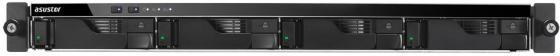 Сетевое хранилище Asustor AS-6204RD 4 отсека NAS Celeron 4Gb DDR3 eSATA USB3.0 рэковое сетевое хранилище rack nas lenovo e1012 64111b2