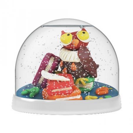 Набор для творчества Magic Moments mm-2 Волшебный шар Совы от 3 лет набор волшебный шар бабочки кот mm 5