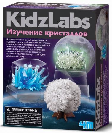 Игровой набор 4m Изучение кристаллов 00-03917 набор 4m 00 03514 фигурки из формочки динозавры