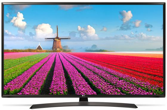 цена на Телевизор 49 LG 49LJ595V черный 1920x1080 50 Гц Wi-Fi Smart TV RJ-45 USB