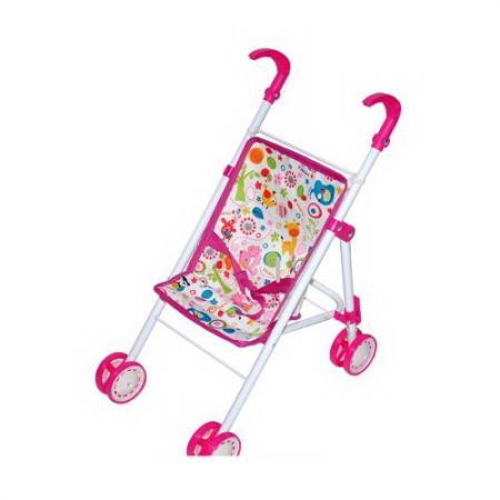 Коляска для кукол Mary Poppins Фантазия 67325 коляски для кукол coloma 3 х колёсная 48141