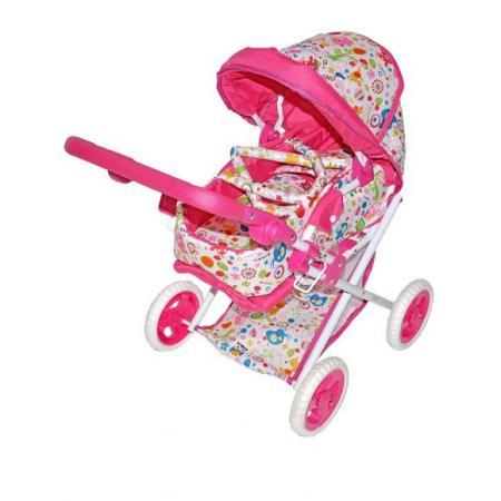 Коляска-трансформер для кукол Mary Poppins Фантазия, 67321 mary poppins коляска люлька для кукол для кукол фантазия цвет малиновый