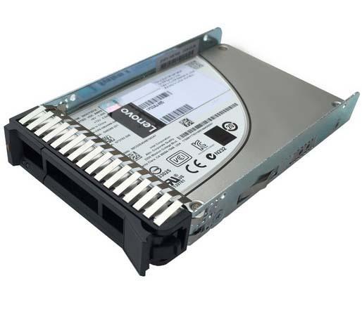 Жесткий диск SSD 2.5 400Gb Lenovo SAS 01DE359