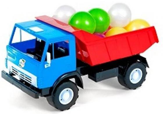 Грузовик Orion Самосвал и шары 38.5 см разноцветный 471в2 грузовик самосвал battat 68023
