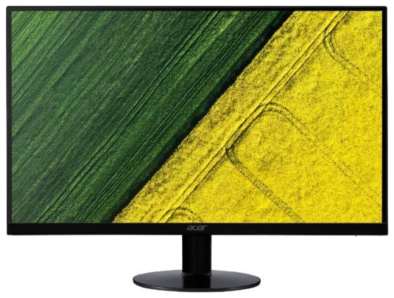 Монитор 23 Acer SA230bid черный IPS 1920x1080 250 cd/m^2 4 ms DVI HDMI VGA монитор 21 5 acer g227hqlabid черный ips 1920x1080 250 cd m^2 6 ms dvi hdmi vga
