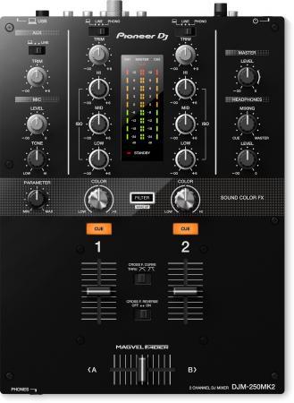 купить Микшерный пульт Pioneer DJM-250MK2 онлайн
