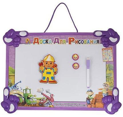 Двусторонняя доска для рисования Shantou Gepai 635469 двусторонняя доска для рисования shantou gepai literacy tablet