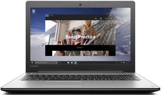 """все цены на  Ноутбук Lenovo IdeaPad 310-15IAP 15.6"""" 1920x1080 Intel Pentium-N4200 500Gb 4Gb Intel HD Graphics 505 серебристый DOS 80TT00B7RK  онлайн"""