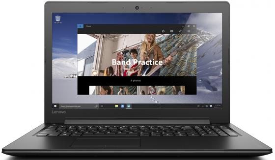 Ноутбук Lenovo IdeaPad 310-15IKB 15.6 1366x768 Intel Core i7-7500U 500 Gb 4Gb Intel HD Graphics 620 черный Windows 10 Home 80TV02DXRK ноутбук lenovo ideapad 320 15isk 15 6 1366x768 intel core i3 6006u 256 gb 4gb nvidia geforce gt 920mx 2048 мб черный windows 10 home