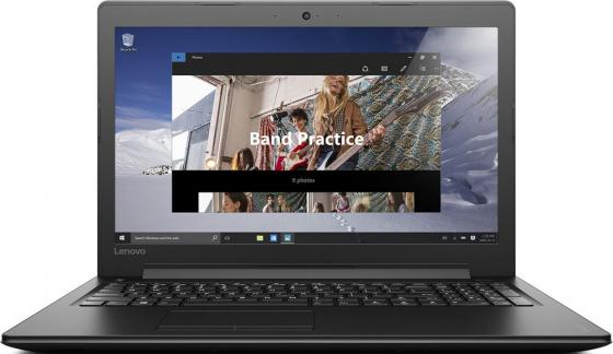 Ноутбук Lenovo IdeaPad 310-15IKB 15.6 1920x1080 Intel Core i7-7500U 1 Tb 4Gb nVidia GeForce GT 920MX 2048 Мб черный Windows 10 Home 80TV02D1RK ноутбук lenovo ideapad 310 15ikb