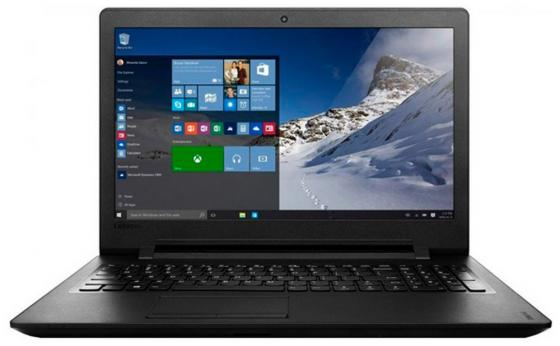Ноутбук Lenovo V110-15AST 15.6 1366x768 AMD A6-9210 500Gb 4Gb Radeon R4 черный Windows 10 Home 80TD002LRK ноутбук lenovo ideapad v110 15ast 80td002lrk black amd a6 9210 2 4 ghz 4096mb 500gb amd radeon r4 no odd wi fi bluetooth cam 15 6 1366x768 windows 10 home
