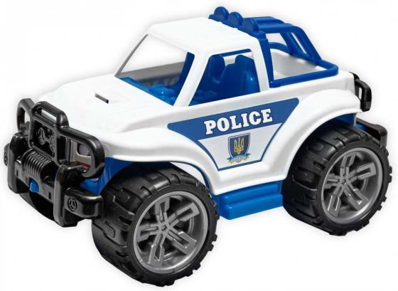 Машина ТехноК Внедорожник - Полиция 35 см белый 3558 машины игруша машина полиция 25 см