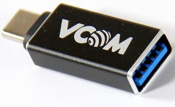 Купить Переходник Type-C USB 3.0 VCOM Telecom CA431M черный