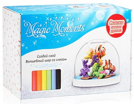 Набор для творчества Magic Moments Волшебный шар Рыбки от 7 лет набор bumbaram волшебный шар рыбки mm 4