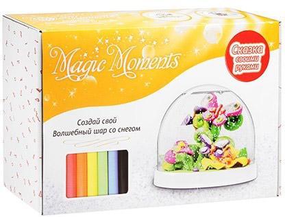Набор для творчества Magic Moments Волшебный шар Бабочки mm-5 от 7 лет набор волшебный шар бабочки кот mm 5