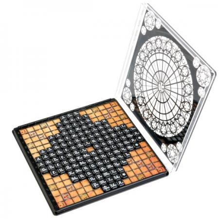 Настольная игра обучающая Биплант Эрудит - Готика №1 10014 настольные игры биплант настольная игра классики 10032