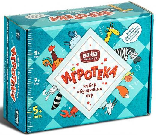 Настольная игра карточная Банда Умников Игротека УМ080 игра настольная банда умников трафик джем
