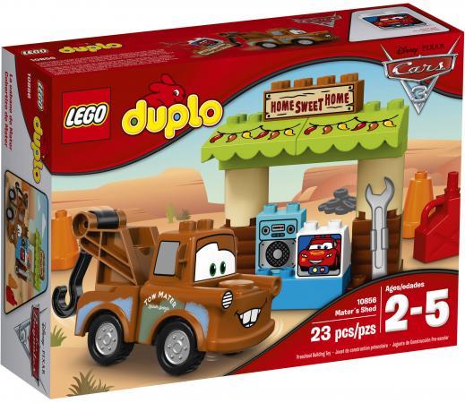 Конструктор LEGO Duplo - Гараж Мэтра 23 элемента 10856
