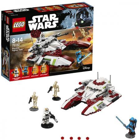 Конструктор LEGO Star Wars: Боевой танк Республики 305 элементов
