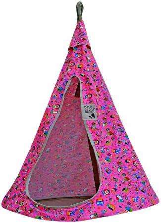 Гамак MOUSE HOUSE Совы розовые диаметр 80 см 80-13 гамак гамак гамак гамак гамак открытый гамак наружные подвески