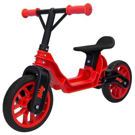 Беговел двухколёсный RT Hobby bike Magestic 10 красно-черный беговел kettler speedy 10 racing t04015 0025 page 10
