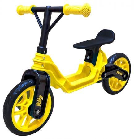 Беговел двухколёсный RT Hobby bike Magestic 10 желто-черный ОР503 беговел kettler speedy 10 racing t04015 0025 page 10