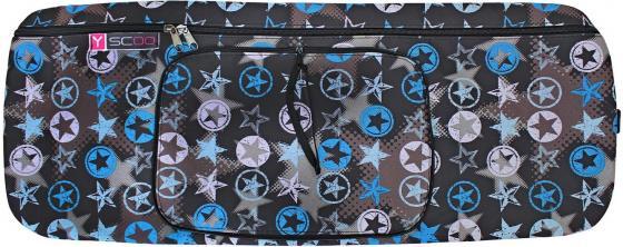 Чехол-портмоне Y-SCOO складной 180 Blue Star черный самокат explore target 230 180 мм синий